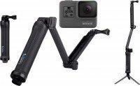 Экшн-камера GoPro HERO5 Black + монопод 3-way (CHDHX-501-RU+Gift)