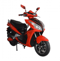 Электроскутер E-Mania Hornet красный (Red)