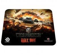 Игровая поверхность SteelSeries Qck World of Tanks Tiger (67272)