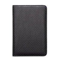 Чехол для электронной книги PocketBook 613/622/623/624/614/626 perforated, Black