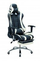 Кресло для геймера Special4You ExtremeRace with footrest(E4732)