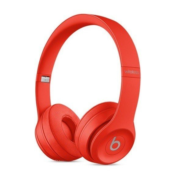 Купить Наушники Beats Solo3 Wireless Headphones RED (MP162ZM/A)
