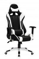 Кресло для геймера Special4You ExtremeRace black/white (E4770)