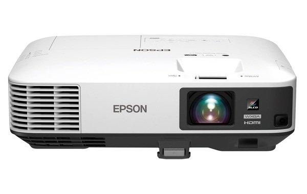 Купить Проектор Epson EB-2165W (3LCD, WXGA, 5500 ANSI Lm) (V11H817040)