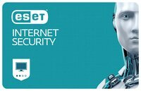 Антивирус ESET Internet Security 1ПК 12М электронная лицензия (EIS-K12202)