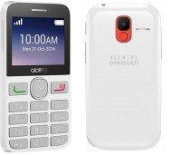 Мобильный телефон Alcatel OneTouch 2008G White
