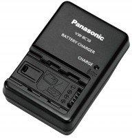 Зарядное устройство Panasonic VW-BC10E-K для аккумуляторов VW-VBT380, VW-VBT190 (VW-BC10E-K)