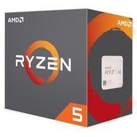 Процесор AMD Ryzen 5 1600X 3.6GHz/16MB (YD160XBCAEWOF) sAM4 BOX