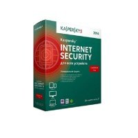Антивирус Kaspersky Internet Security 2014 2 Desktop BOX (KL1941OBBFS)