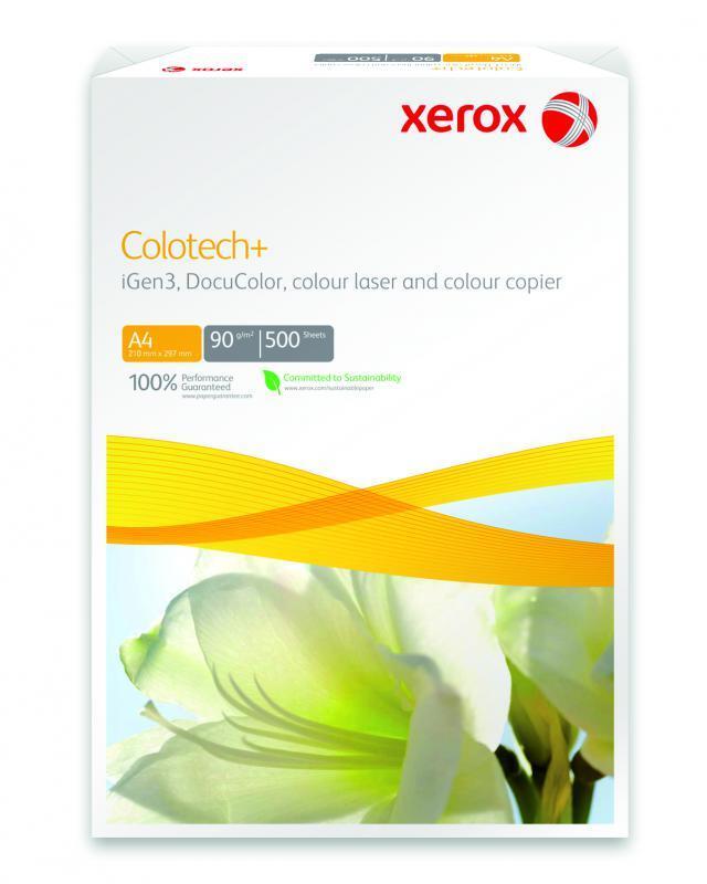 Бумага Xerox COLOTECH + (160) SRA3 250л. (003R98855) фото