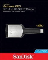 Кардрідер SanDisk USB-C SDHS/UHS-I/UHS-II