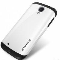 Сумка к мобильным телефонам NIL Double Layer IMD для Samsung i9500 (белый)
