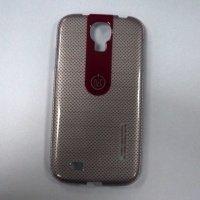 Сумка к мобильным телефонам NIL Double Layer IMD для Samsung i9500 (красный)