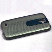 Сумка к мобильным телефонам NIL Double Layer IMD для Samsung i9500 (темно-синий)