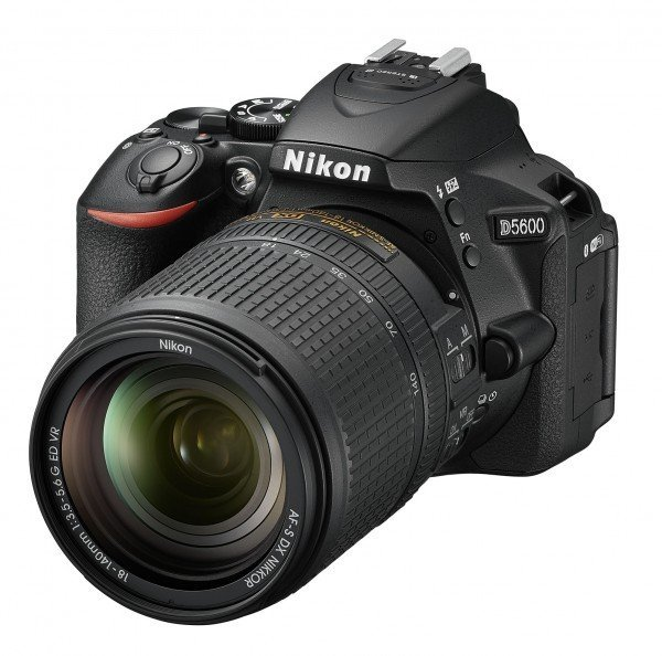Купить Фотоаппарат NIKON D5600 18-140 VR (VBA500K002)