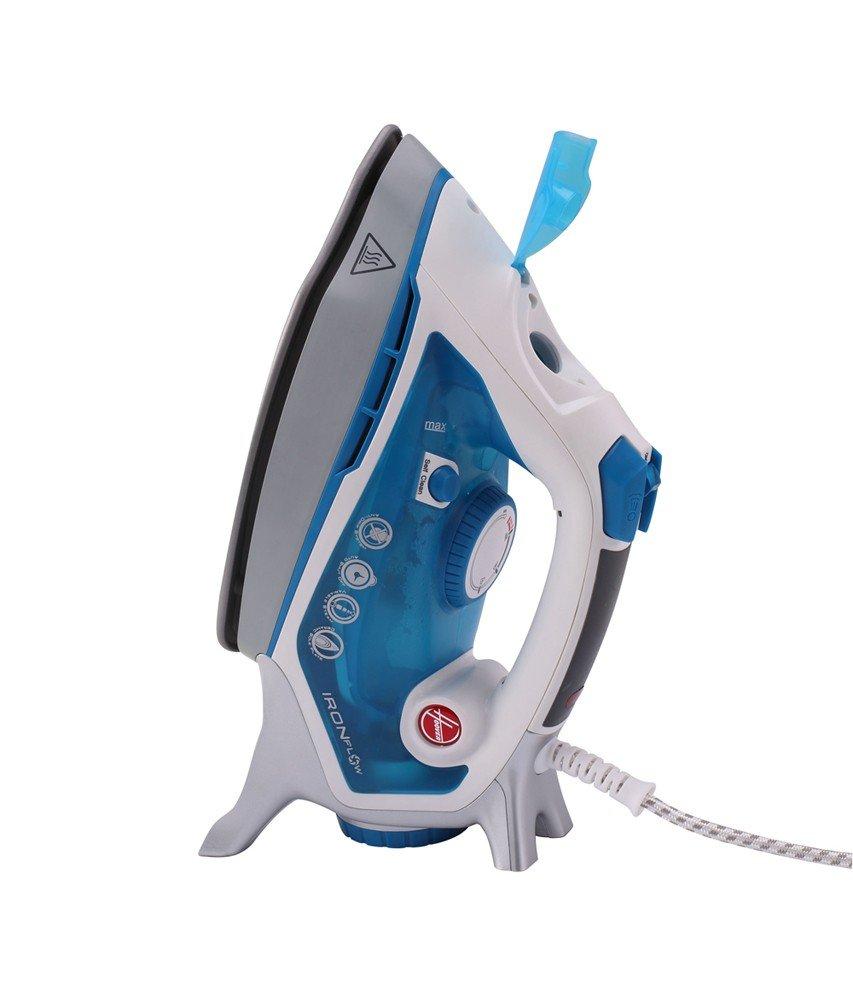 Утюг Hoover TIF2600/1 Синий/белый фото 1