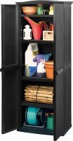 Шкаф Keter TALL Utility Shed -4SH Anthracite