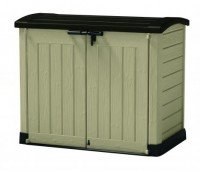 Ящик для хранения Keter Store-IT-OUT ARC Beige/Brown