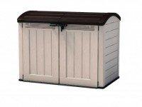 Ящик для хранения Keter Store-IT-OUT Ultra Beige/Brown