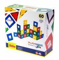 Конструктор Playmags магнитный набор 60 эл. PM169