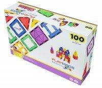 Конструктор Playmags магнитный набор 100 эл. PM151