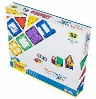 Конструктор Playmags магнитный набор 32 эл. PM165