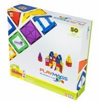 Конструктор Playmags магнітний набір 50 ел. PM152