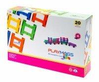 Конструктор Playmags магнитный набор 20 эл. PM155
