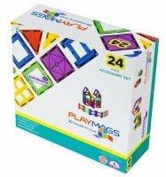 Конструктор Playmags магнітний набір 24 ел. PM162