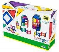 Конструктор Playmags магнитный набор 48 эл. PM161