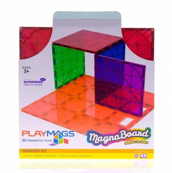 Конструктор Playmags платформа для строительства PM172