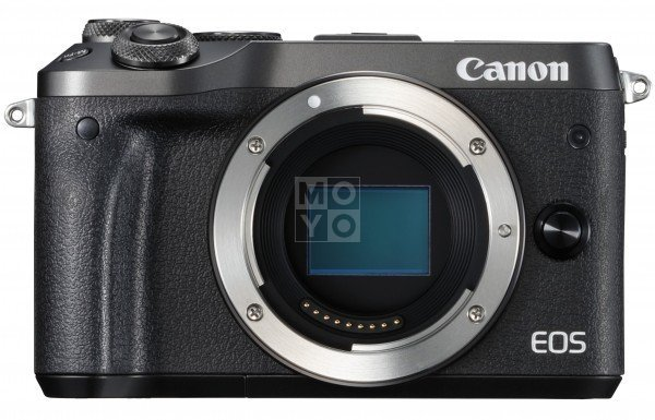 Купить Фотоаппарат CANON EOS M6 Body Silver (1725C044)