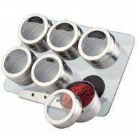 Набір для спецій Peterhof Magnetic Spices Set 7пр. (PH-12796)