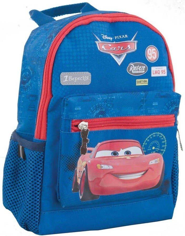 e96b198849fa ≡ Рюкзак школьный детский 1 вересня K-16 Cars, 24.5*18*9.5 553443 ...