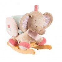 Кресло-качалка Nattou слоник Рози (655521)