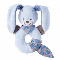 Погремушка-кольцо Nattou кролик Бибу (321167)