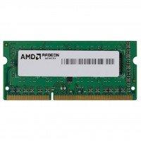 Пам'ять для ноутбука AMD Radeon DDR4 2133MHz 4GB SO-DIMM Bulk (R744G2133S1S-UO)