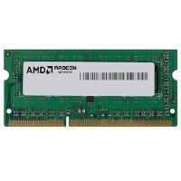 Пам'ять для ноутбука AMD Radeon DDR4 2133 8GB 1,2V SO-DIMM Bulk (R748G2133S2S-UO)