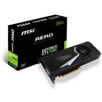 Відеокарта MSI GeForce GTX 1080 8GB GDDR5X Aero OC (GF_GTX_1080_AERO_8G_OC)