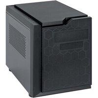 Корпус CHIEFTEC Gaming Cube CI-01B без БП черный (CI-01B-OP)