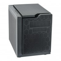 Корпус CHIEFTEC Gaming Cube CI-01B без БП чорний (CI-01B-OP)