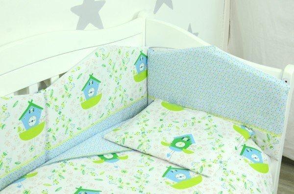 Комплект постельного белья VERES FUNNY CLOCK 6 единиц (220.11)