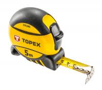 Рулетка измерительная Topex 5м (27C395)