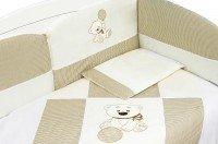 Комплект постельного белья VERES PLAYFULL BEAR beige (6 ед) (178.01)