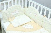 Комплект постельного белья VERES SLEEPYHEAD beige 7 единиц (213.04)
