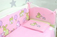 Комплект постельного белья VERES BIG FARM pink 6 единиц (220.2)