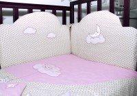 Комплект постельного белья VERES SLEEPYHEAD pink (6 ед) (213.03)