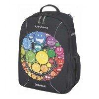 Рюкзак школьный Herlitz Be.Bag AIRGO Smileyworld Rainbow(11437951)