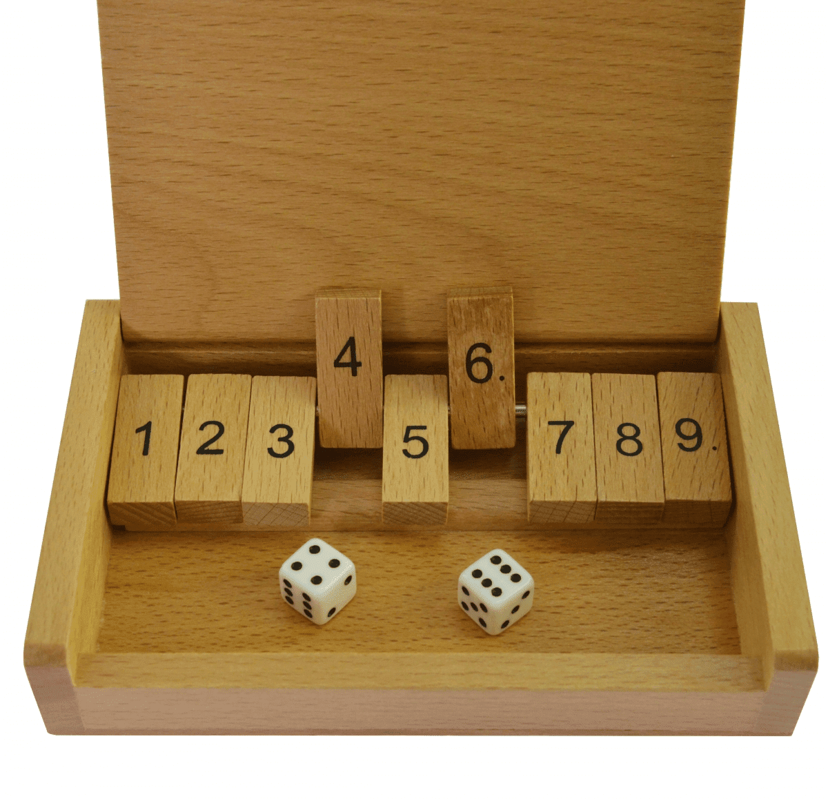 Настольная игра goki Мастер счета в коробочке (HS185) фото 1
