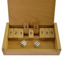 Настольная игра goki Мастер счета в коробочке (HS185)